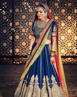 Designer wedding lehenga | Stunning Bridal lehenga | Indian Bride | non red | wedding outfit | non red | Unsual bridal lehenga | Manish Malhotra | sabyasachi Mukherjee | Gaurav Gupta | Shantanu & Nikhil | Shyamal Bhumika| Seirra Thakur | Shutterdwon Photography | dot dusk | Mahima Bhatia photography | Dipak studio| snap stories