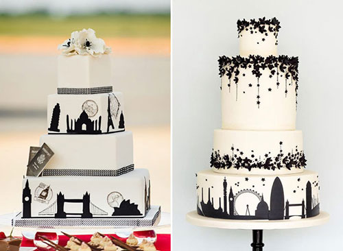 personalised wedding cakes | Indian Wedding Cakes | Cakes that show proposal story | love story wedding cakes