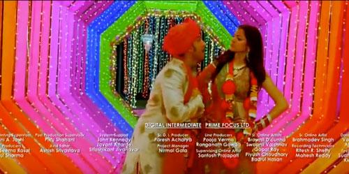 Bollywood decor ideas