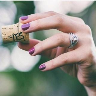 Ring photo idea| engaged | engagement announcement | Proposal ideas| engagement ring| instagram | wedding photo| pre wedding shoot |fiancé | ringsselfie