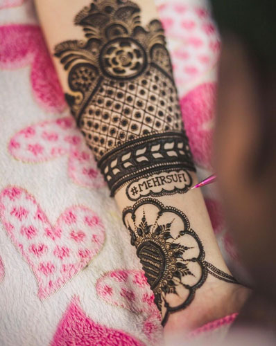 New trending Bridal Mehndi designs | weddinghashtag in Mehndi | henna art