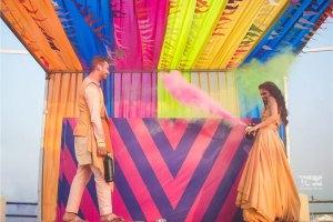 holi shoot , pre wedding shoot idea, masoom minawala, miss style fiesta