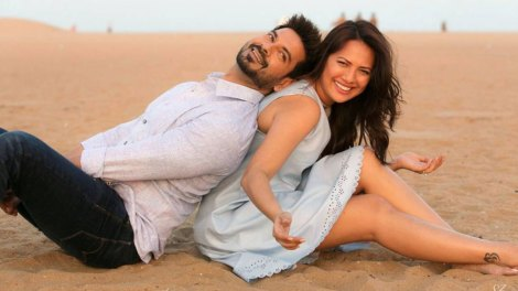 Rochelle and Keith engagement shoot idea | Rochelle Rao and Keith Sequeira's engagement