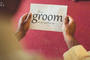 Stories featured on Witty vows | Real weddings