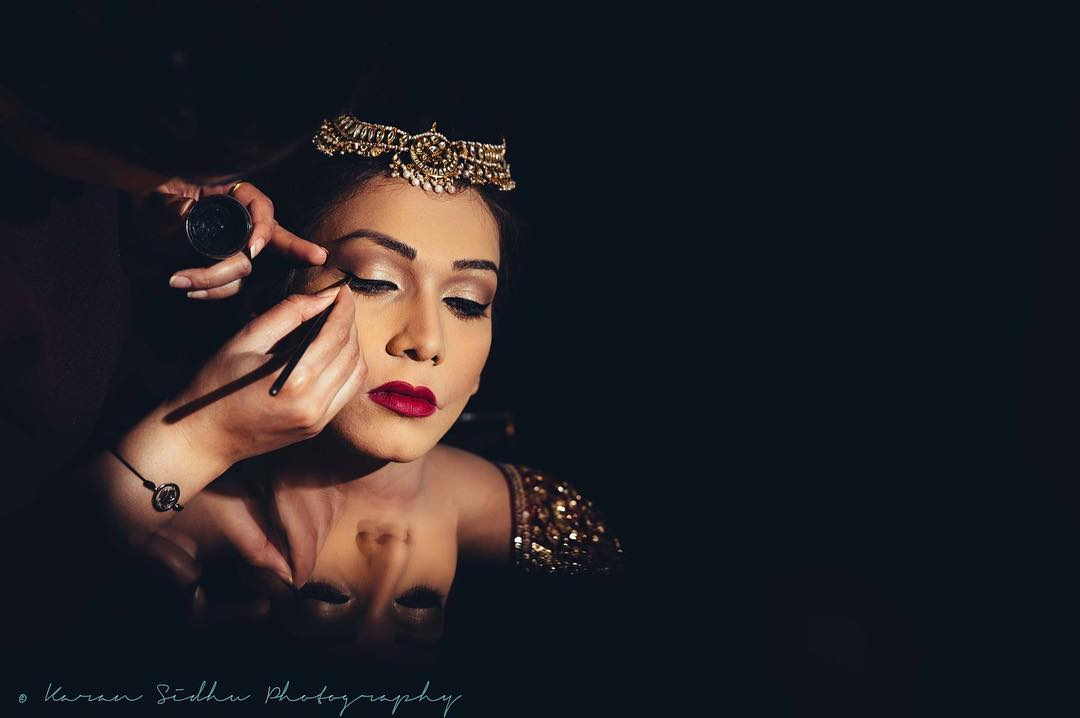 Bridal Makeup artists in delhi ncr| Indian Bride | wedding blog | wedding day tips