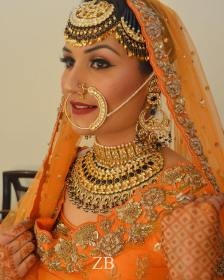 Bridal nose ring ideas | Indian Bridal Jewellery- Nath | Indian brides | naths | instagram |stunning brides | Indian wedding inspiration | by wittyvows