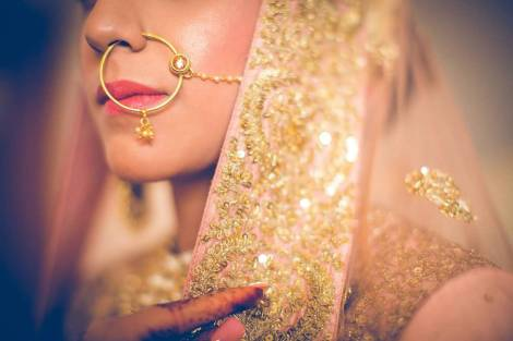 Bridal nose ring ideas | Indian Bridal Jewellery- Nath | Indian brides | naths | instagram |stunning brides | Indian wedding inspiration | by wittyvows |