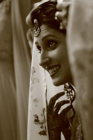 Mehndi bridal potrait