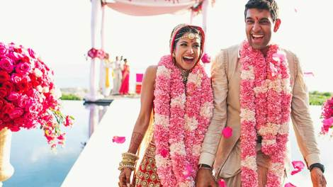 digital India | weddings. | free honeymoon | photo - our labour of love | on witty vows