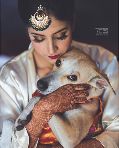 Dog wedding proposal | Indian wedding dog ideas | Save the date with dog | Save the date video Mitali and Ali #Mitali wedding by wedding Nama | Indian bride and her dog at the wedding | pet wedding | wedding with dog |Indain bride and dog in matching clothes | getting ready shot Indian bride | weddingnama