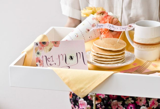 Mothers day gift ideas   Gift ideas for Indian Mothers   Brunch   Pancakes for our mom