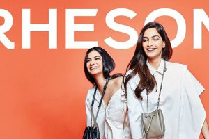 Rheson | Rheson | Sonam Kapoor fashion | rhea Kapoor and Sonam Kapoor fashion brand | high street fashion | shoppers stop | Sonam Kapoor mini bags