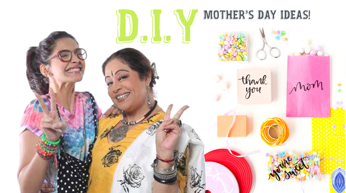 DIY Mother's Day gift ideas   gifts for Indian moms   Witty Vows