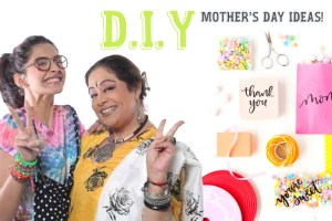 DIY Mother's Day gift ideas | gifts for Indian moms | Witty Vows