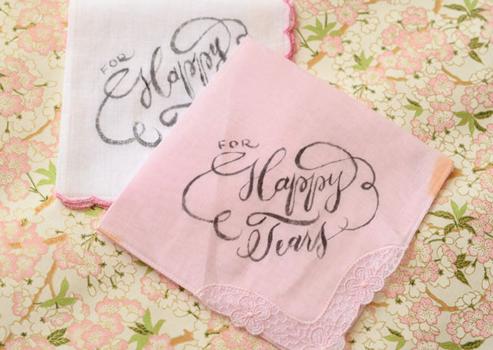 oh so beautiful paper   happy tears handkerchief for the Indian moms of the brie