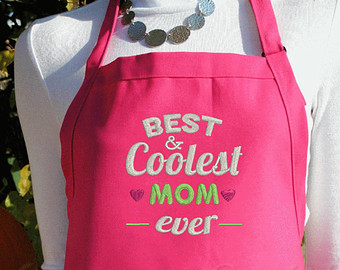 Apron for Mother's Day | Etsy | mothers day gifts - apron