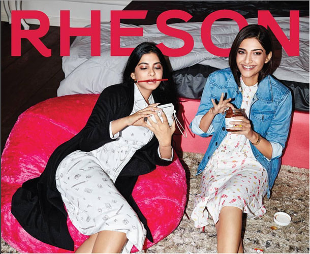 Rheson | Sonam Kapoor fashion | rhea Kapoor and Sonam Kapoor fashion brand | high street fashion | shoppers stop