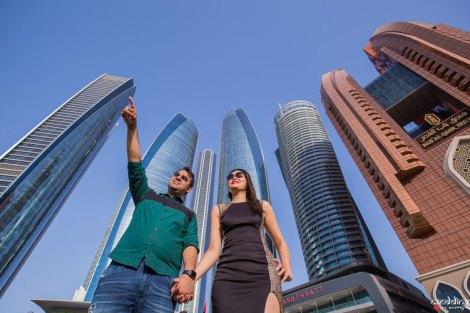 first anniversary idea, anupriya and ankit, aniversary photoshoot | Indian couple photoshoot in Dubai