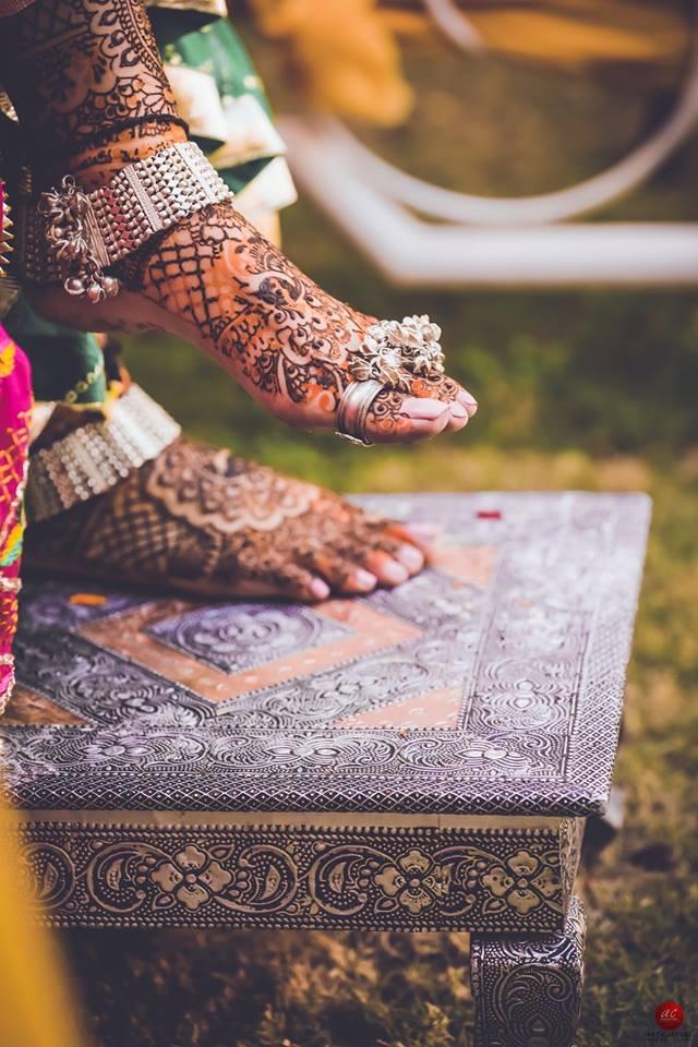 Trending Bridal Indian anklet Ideas - BRIDAL PAYAL designs you\'ll ...