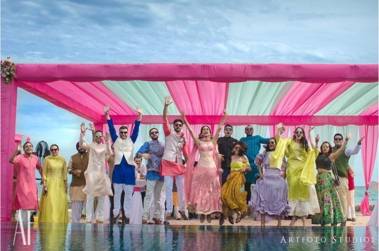 Intimate Thailand wedding   Trending AF in 2017 – Some of the NEW WEDDING TRENDS you need to know!