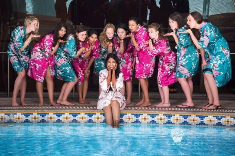 Colourful and vibrant shoot | Create memories with your BFF– Bridesmaids photoshoot Ideas WE LOVED!