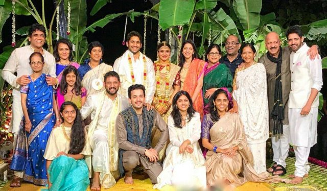 #ChaySam with family | #CHAYSAM wedding - A Movie worthy celebration of love – that WE LOVED!