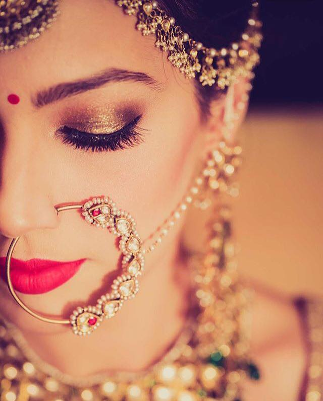 Contour on point | #KeepThatFatAway - 5 secrets from the runway to make a FABULOUS bride at your wedding