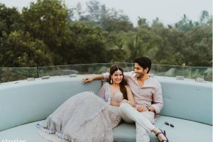 Pre-wedding at Goa   #CHAYSAM wedding - A Movie worthy celebration of love – that WE LOVED!