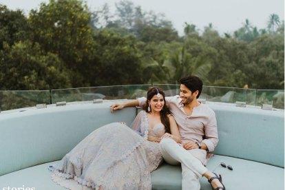 Pre-wedding at Goa | #CHAYSAM wedding - A Movie worthy celebration of love – that WE LOVED!
