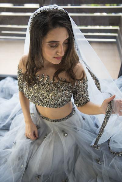 Mahima Mahajan bride | Bride with a budget - Affordable yet STUNNING bridal wear designers!