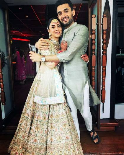 Sabyasachi lehenga | #CelebrityWedding done right – Amrita Puri's dreamy Bangkok wedding was such a stunning sight!