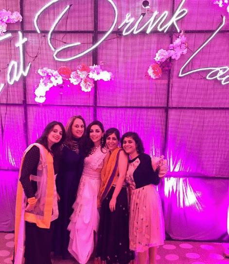 #EatDrinkLove   #CelebrityWedding done right – Amrita Puri's dreamy Bangkok wedding was such a stunning sight!
