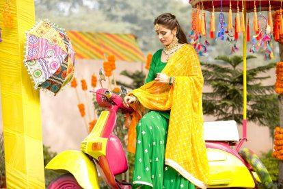 aditi and Rohan | Delhi weddng for a model bride | plush affairs photography