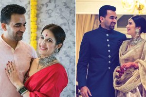 Zaheer & Sagarika   #CelebrityWedding – Trends to steal from Zaheer Khan & Sagarika's wedding that's unreal!