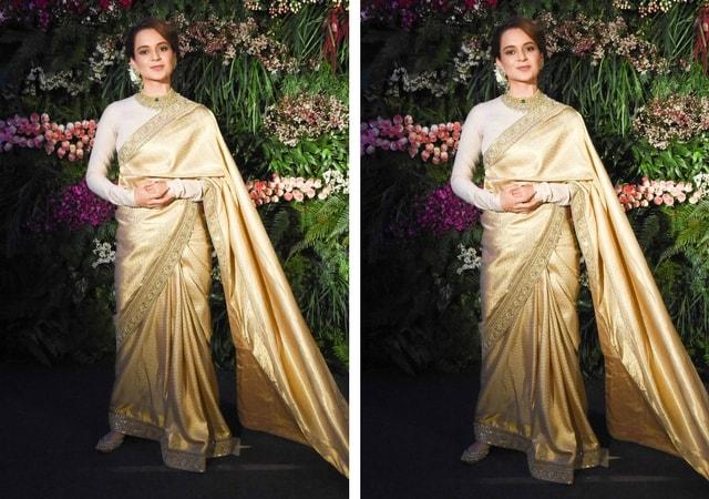 Kangana in Sabya|#VIRUSHKA - Fab Fashion Ideas to steal !