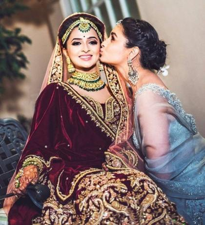 Kripa & alia on wedding | Glamour, Girls and Goals – Trending & how #TheMehtaWedding in Jodhpur & its Bollywood Bridesmaid!