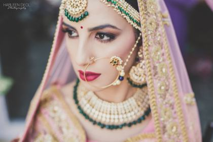 Marsala lipshade for wedding | #TrendingAF – Best Bridal Lipstick Shades to be a pouty bride!