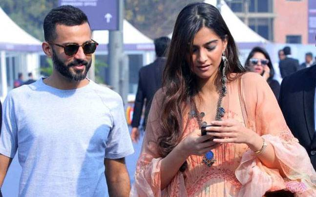 Sonam Kapoor wedding in jodhpur | Sonam Kapoor and Anand Ahuja
