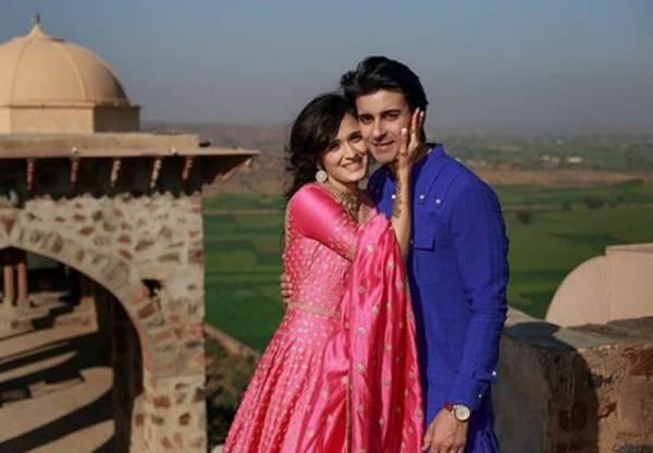 Gautam & Pankhuri | #CelebrityWedding - Gautam &Pankhuri's FORT-ful wedding in Alwar!