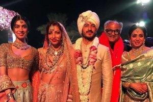 Mohit marwah's wedding in UAE   #Antumoh wedding   Sonam kapoor and Arjun kapoor style file