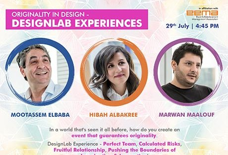 Design Lab events at ICWF 2018