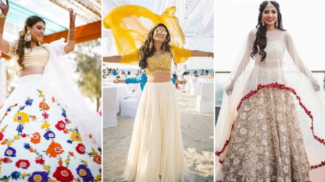 White wedding trend