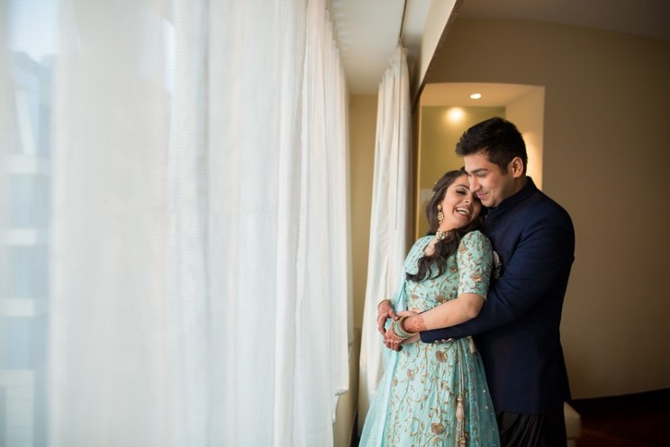 Harsh & Dhwani | Engagement ideas | Personalization | Cute Couples | Real Indian Weddings | Bulb Theme | Personalized engagement cake |