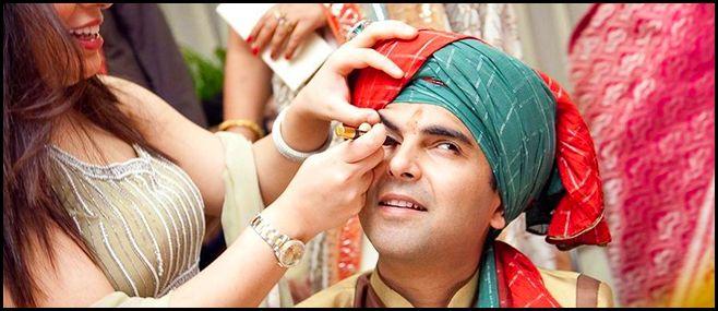 Image result for kajal ceremony in weddings