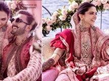 Bollywood Wedding Style you'll have as per Horoscope   deeper wedding   Deepika Ranveer wedding