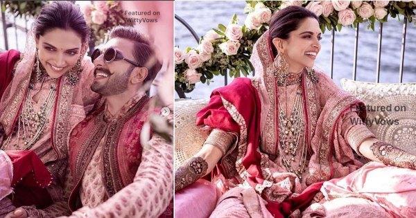 Bollywood Wedding Style you'll have as per Horoscope | deeper wedding | Deepika Ranveer wedding