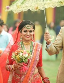Tanushree and Abhineet | Real Indian Weddings | Featured on WittyVows
