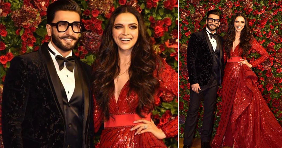 DeepVeer reception in mumbai