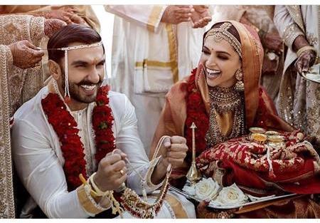Ranveer Singh and Deepika Padukone Wedding | South Indian weddings | Sabyasachi Mukherjee | Stories by Joseph Radhik |