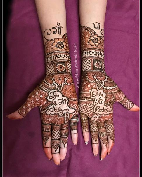 BFFs Wedding | Henna design ideas | Minimal and cool mehendi designs | Mehandi ideas | Bridesmaids | Henna for girls | Trending new designs of mehndi | Designs | Minimal